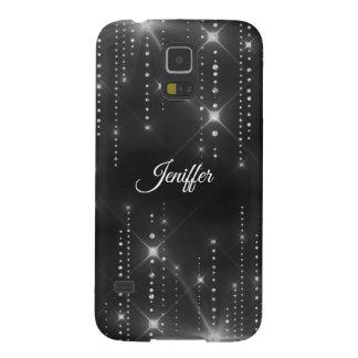 Coque Pour Samsung Galaxy S5 Caisse de confettis d'étincelle