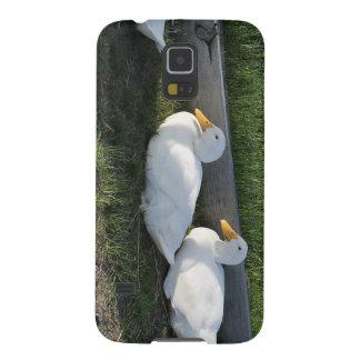 Coque Pour Samsung Galaxy S5 Caisse de la galaxie S5 de Samsung - canards