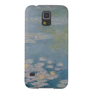 Coque Pour Samsung Galaxy S5 Claude Monet | Nympheas chez Giverny, 1908
