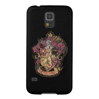 Coque Pour Samsung Galaxy S5 Crête de Harry Potter | Gryffindor - détruite