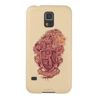 Coque Pour Samsung Galaxy S5 Crête de lion de Harry Potter | Gryffindor