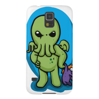 Coque Pour Samsung Galaxy S5 Cthulhu de bébé - cthulhu mignon - cthulhu