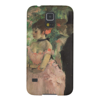 Coque Pour Samsung Galaxy S5 Danseurs d'Edgar Degas   à l'arrière plan,