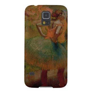 Coque Pour Samsung Galaxy S5 Danseurs d'Edgar Degas   utilisant des jupes de