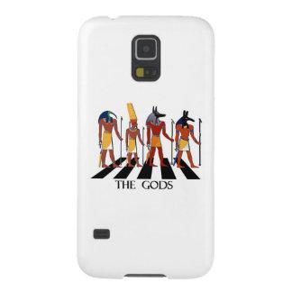 Coque Pour Samsung Galaxy S5 Dieux de route d'abbaye