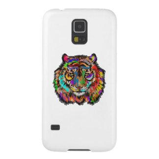 Coque Pour Samsung Galaxy S5 Domaine de tigres