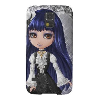 Coque Pour Samsung Galaxy S5 Elegant Gothic Aristocrat