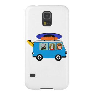 Coque Pour Samsung Galaxy S5 Expédition de kayak