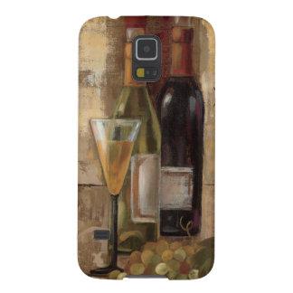 Coque Pour Samsung Galaxy S5 Graffiti et vin