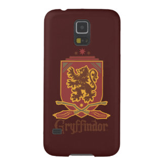 Coque Pour Samsung Galaxy S5 Insigne de Harry Potter | Gryffindor QUIDDITCH™