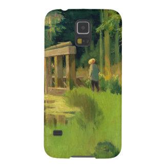 Coque Pour Samsung Galaxy S5 Manet | en parc