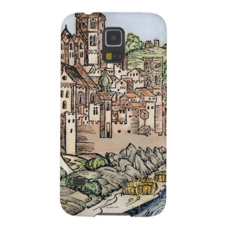 Coque Pour Samsung Galaxy S5 Mayence, Allemagne, 1493