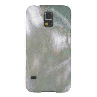 Coque Pour Samsung Galaxy S5 Mère de Pearl White
