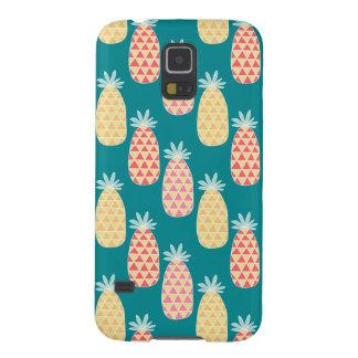 Coque Pour Samsung Galaxy S5 Motif de griffonnage d'ananas