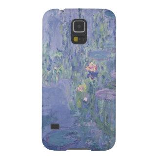Coque Pour Samsung Galaxy S5 Nénuphars de Claude Monet |