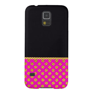 Coque Pour Samsung Galaxy S5 Or à la mode moderne de Bling de parties