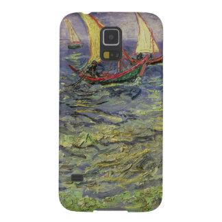 Coque Pour Samsung Galaxy S5 Paysage marin de Vincent van Gogh | chez