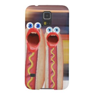 Coque Pour Samsung Galaxy S5 Personnes de saucisses