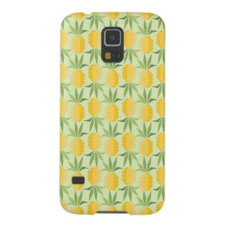 Coque Pour Samsung Galaxy S5 Rétros ananas