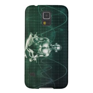 Coque Pour Samsung Galaxy S5 Technologie d'Immersive et expérience saine de