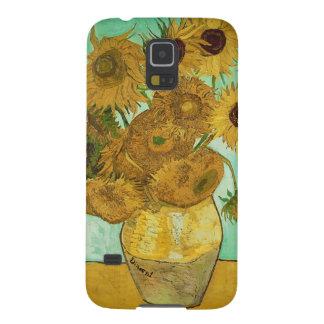 Coque Pour Samsung Galaxy S5 Tournesols de Vincent van Gogh |, 1888