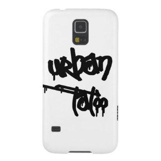 Coque Pour Samsung Galaxy S5 urban tattoo