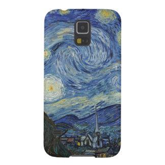 Coque Pour Samsung Galaxy S5 Vincent van Gogh | la nuit étoilée, juin 1889