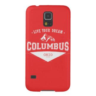 Coque Pour Samsung Galaxy S5 Vivent votre Columbus rêveur Ohio