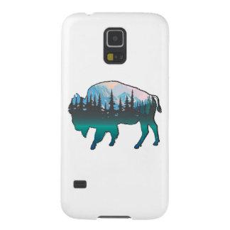 Coque Pour Samsung Galaxy S5 Yellowstone errant