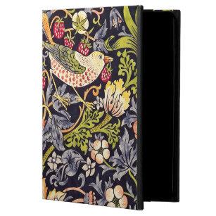 Coque Powis iPad Air 2 Art floral Nouveau de voleur de fraise de William