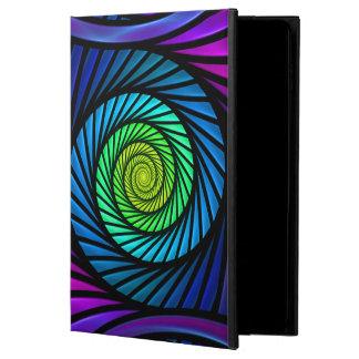 Coque Powis iPad Air 2 Caisse abstraite colorée de l'air 2 d'iPad de