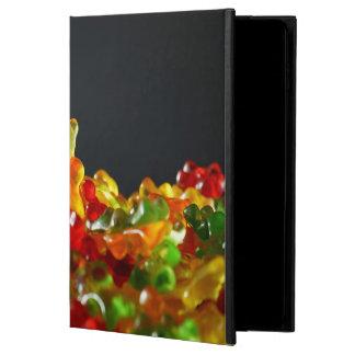 Coque Powis iPad Air 2 caisse gommeuse de l'air 2 d'iPad d'ours sans