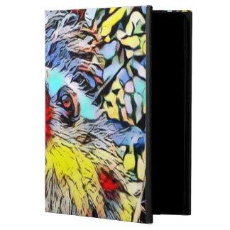 Coque Powis iPad Air 2 Coup-de-pied de couleur - paresse II