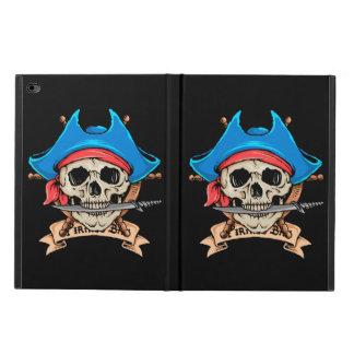 Coque Powis iPad Air 2 Couteau acéré de crâne de pirate