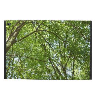 Coque Powis iPad Air 2 L'auvent du ressort part de la scène verte de