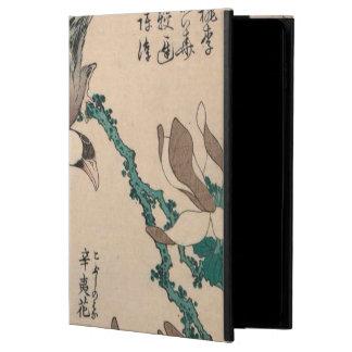 Coque Powis iPad Air 2 Moineau de Hokusai Java sur la magnolia GalleryHD