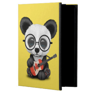 Coque Powis iPad Air 2 Panda de bébé jouant la guitare canadienne de