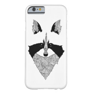 Coque raton laveur Case raccoon Coque iPhone 6 Barely There