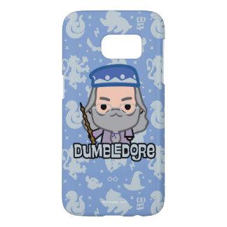 Coque Samsung Galaxy S7 Art de personnage de dessin animé de Dumbledore