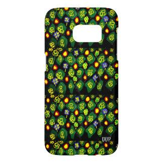 Coque Samsung Galaxy S7 art vert