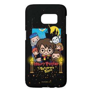 Coque Samsung Galaxy S7 Bande dessinée Harry Potter et la pierre du