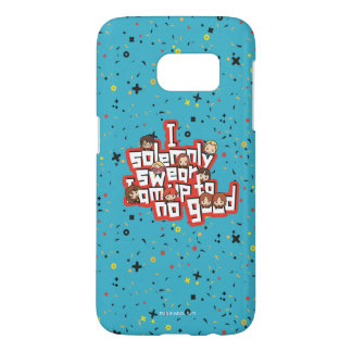 """Coque Samsung Galaxy S7 Bande dessinée """"je jure solennellement"""" le"""