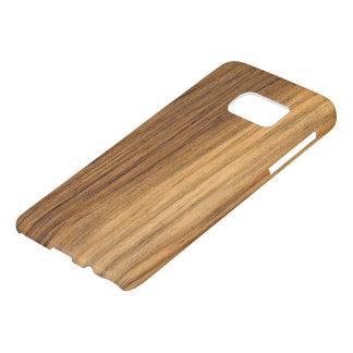 Coque Samsung Galaxy S7 Bois de grange de Faux