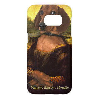 Coque Samsung Galaxy S7 Caisse de la galaxie S7 de Marcello IL Monellino