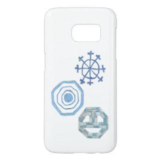 Coque Samsung Galaxy S7 Caisse spéciale de la galaxie S7 de Samsung de
