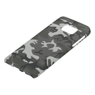 Coque Samsung Galaxy S7 Cas de motif de camouflage de la galaxie S7 de