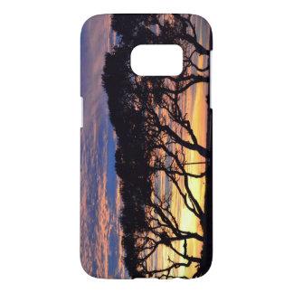 Coque Samsung Galaxy S7 Cas de téléphone de coucher du soleil