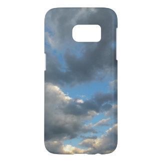 Coque Samsung Galaxy S7 Cas de téléphone de nuages