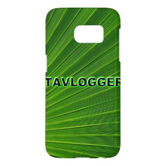 Coque Samsung Galaxy S7 cas de téléphone de tavlogger