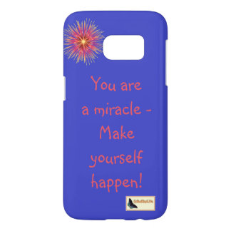Coque Samsung Galaxy S7 Cas inspiré - soyez vous